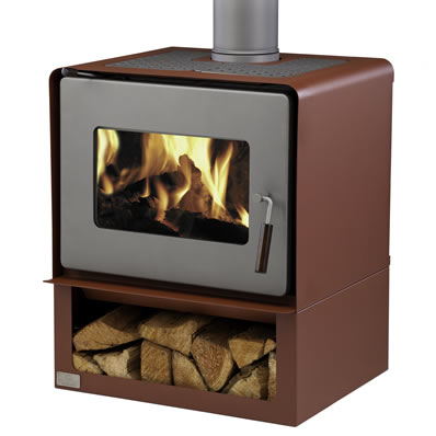 Woodsman Flare from Christchurch Home Heating